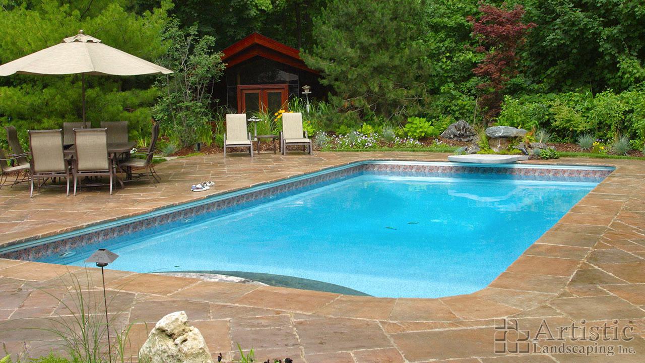 hot tubs custom pool designs kitchener waterloo