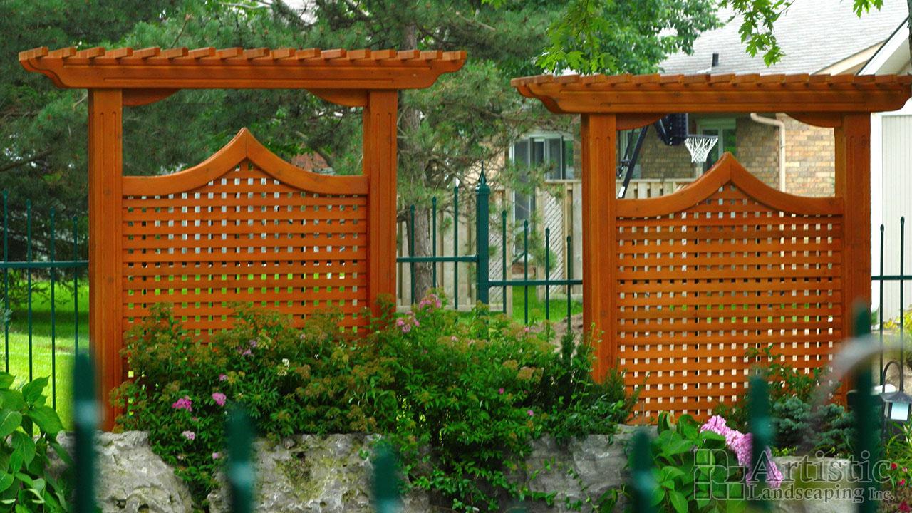 Patio privacy screen ideas modern patio outdoor for Garden screen designs